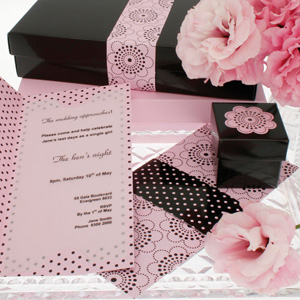 hiPP Boudoir Invitation Kit