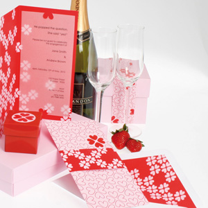 hiPP 'Red Hearts' Invitation Kit