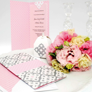 hiPP Romance Invitation Kit
