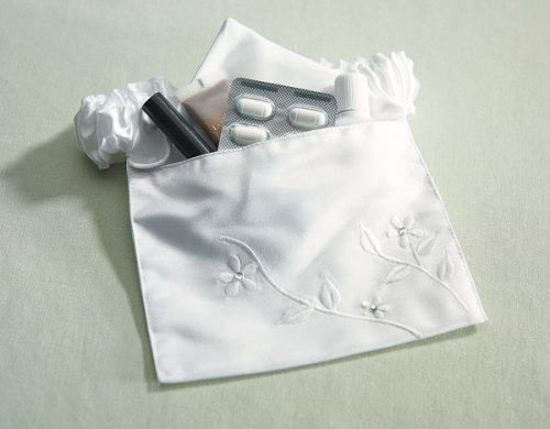 The Wise Bride's pocket garter