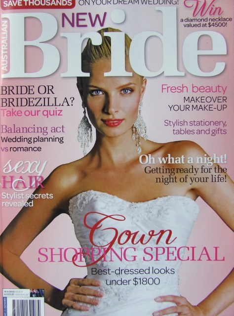 New Bride cover