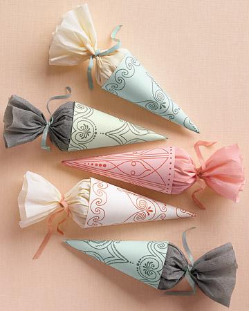 Favour cones
